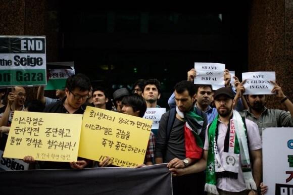 Seoul, South Korea (Photo: Ed Jones/AFP/Getty)