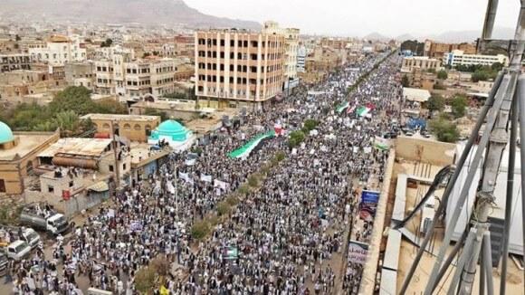 Sana'a, Yemen (photo: Moragboon Press)