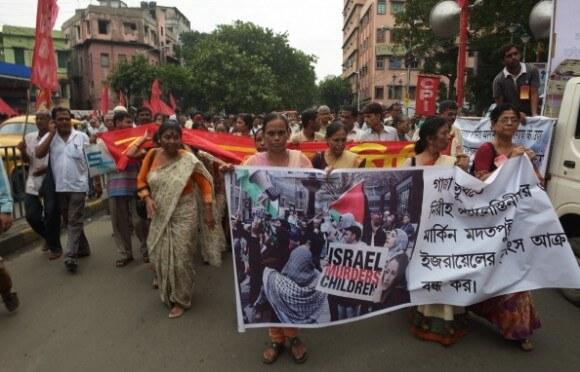 Kolkata, India (Photo: Dibyangshu Sarkar /AFP/Getty Images)