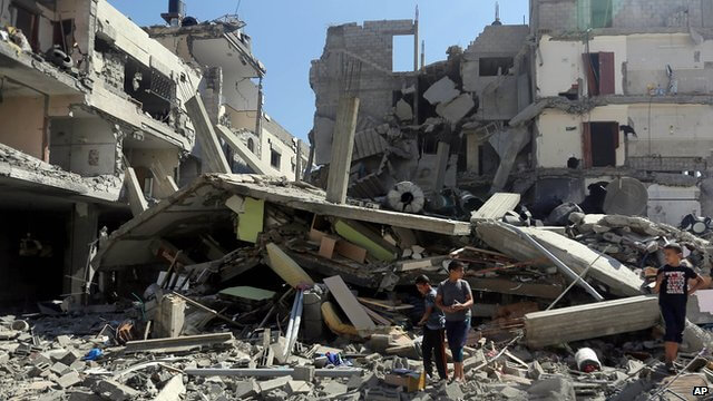 Israel Viciously Bombs Gaza That S The Only Truth