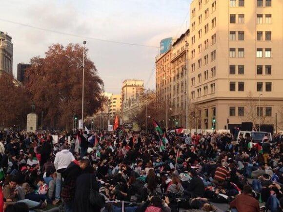 Chile (photo: ⒶTony☭@MexicAnarchist)
