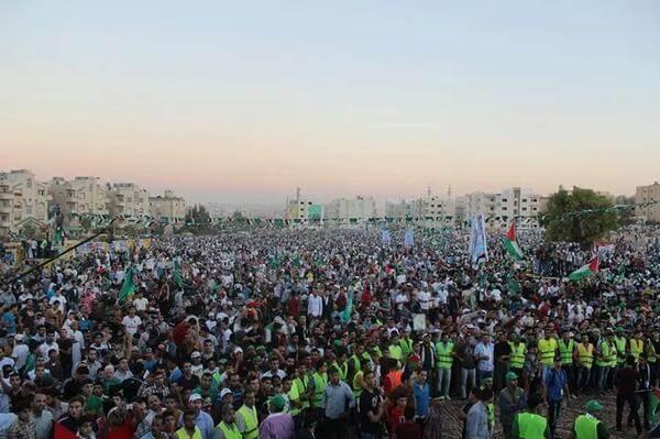 Amman, Jordan #DayofRage (photo: @AimanofArabia)