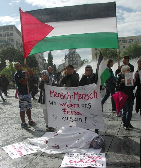 Munich (photo: Sabine Gazawiyah)