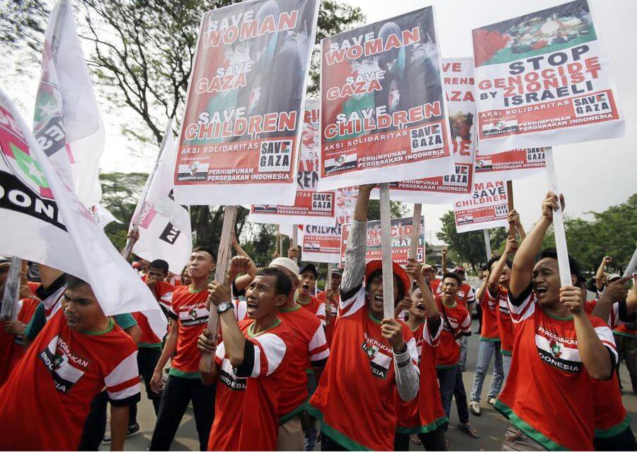 Jakarta, Indonesia,(Photo: Achmad Ibrahim/AP)