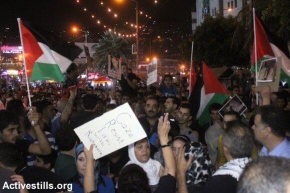 Nablus (photo: Activestills.org)