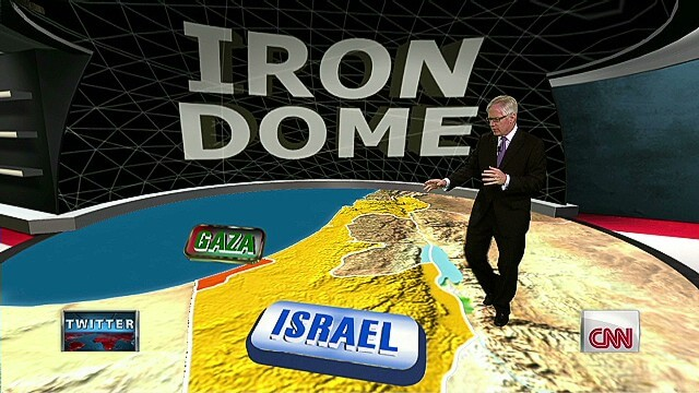 Checking under Israel's Iron Dome