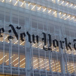 New York Times headquarters. (Photo: Wikimedia)