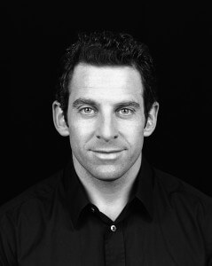 Sam Harris, from Wikimedia commons