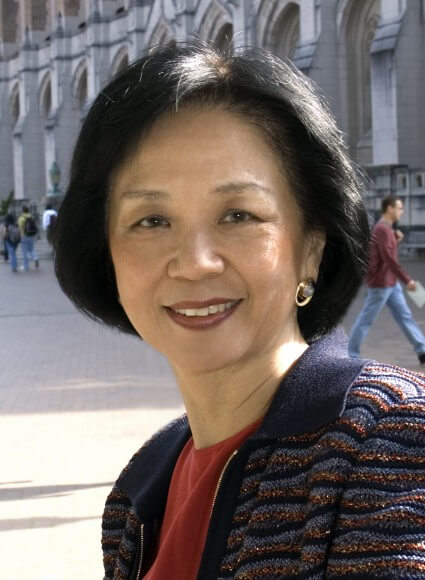 University of Illinois chancellor Phyllis Wise