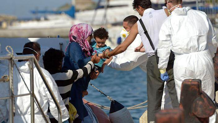 MALTA-MIGRATION-RESCUE
