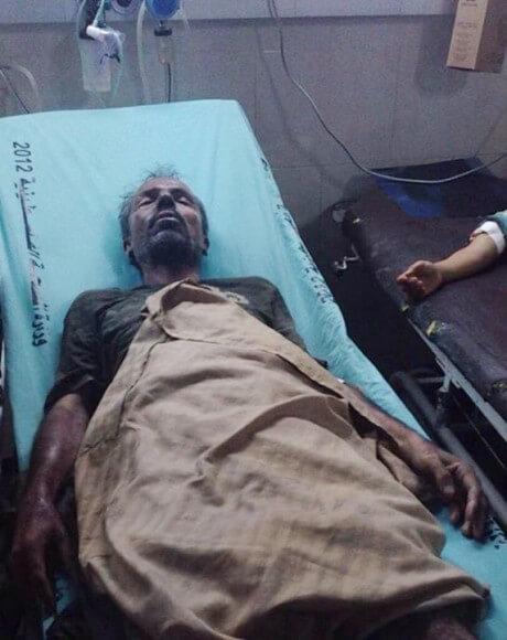 When Dr. El-Nabih arrived at Shifa Hospital.