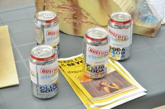 Apartheid-free soda (Photo: CAIA)