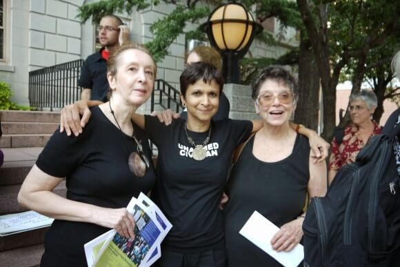 Jewish Voice for Peace Press Conference  White Plains  NY 9.4.14