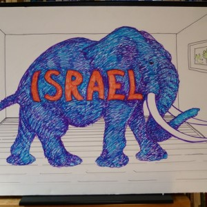 Elephant in the room (Graphic by Zoe Goorman)