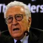 Palestinian problem is central to region but Israelis control U.S. policy — Brahimi