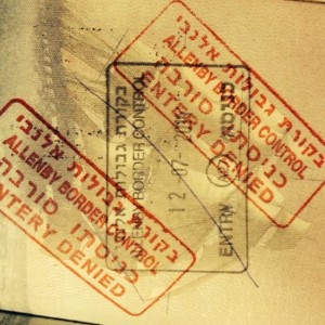 Julia Carmel's passport