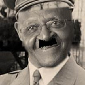 Tutu as Hitler in South African Jewish Report