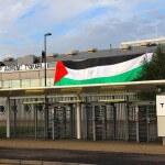 'Blood on their hands': Glasgow activists shut down drone manufacturer