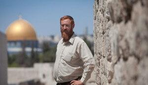 Yehuda Glick (Photo by Emil Salman)