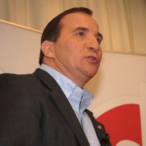 Stefan Lofven, Swedish prime minister