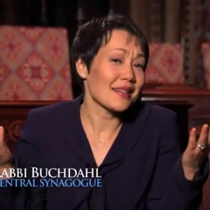 Rabbi Angela Buchdahl of Central Synagogue in NY