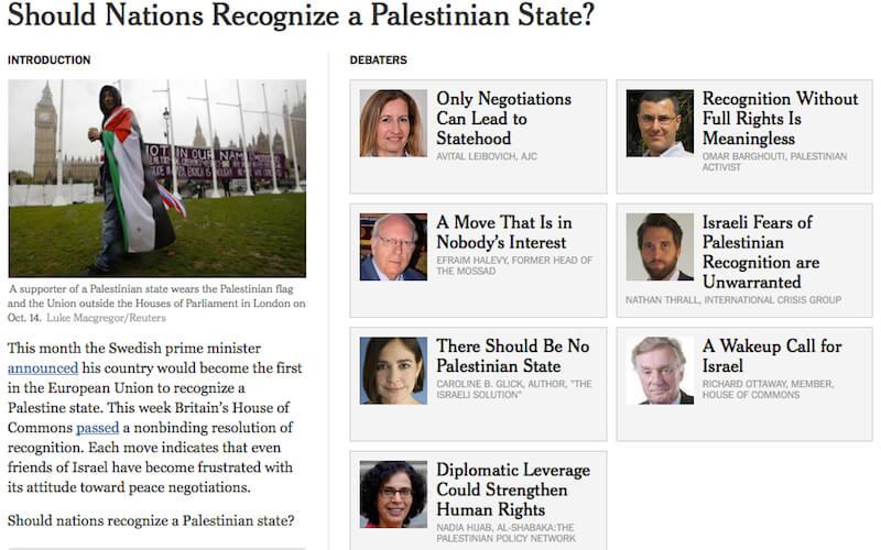 (Screenshot: NYTimes.com)