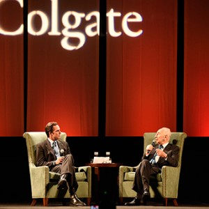 Peres and Woodruff at Colgate