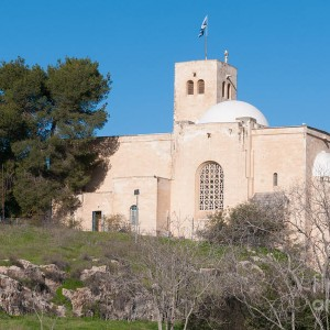 St. Andrews Church, Jerusalem