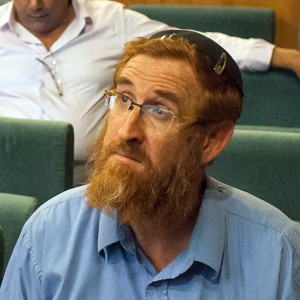 Yehuda Glick, at NBC