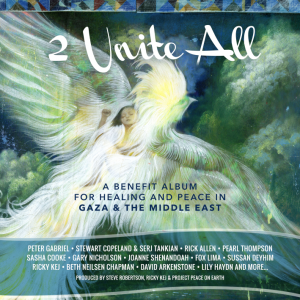 2 Unite All ~ Cover Art by Greg Spalenka / TuneCore distribution