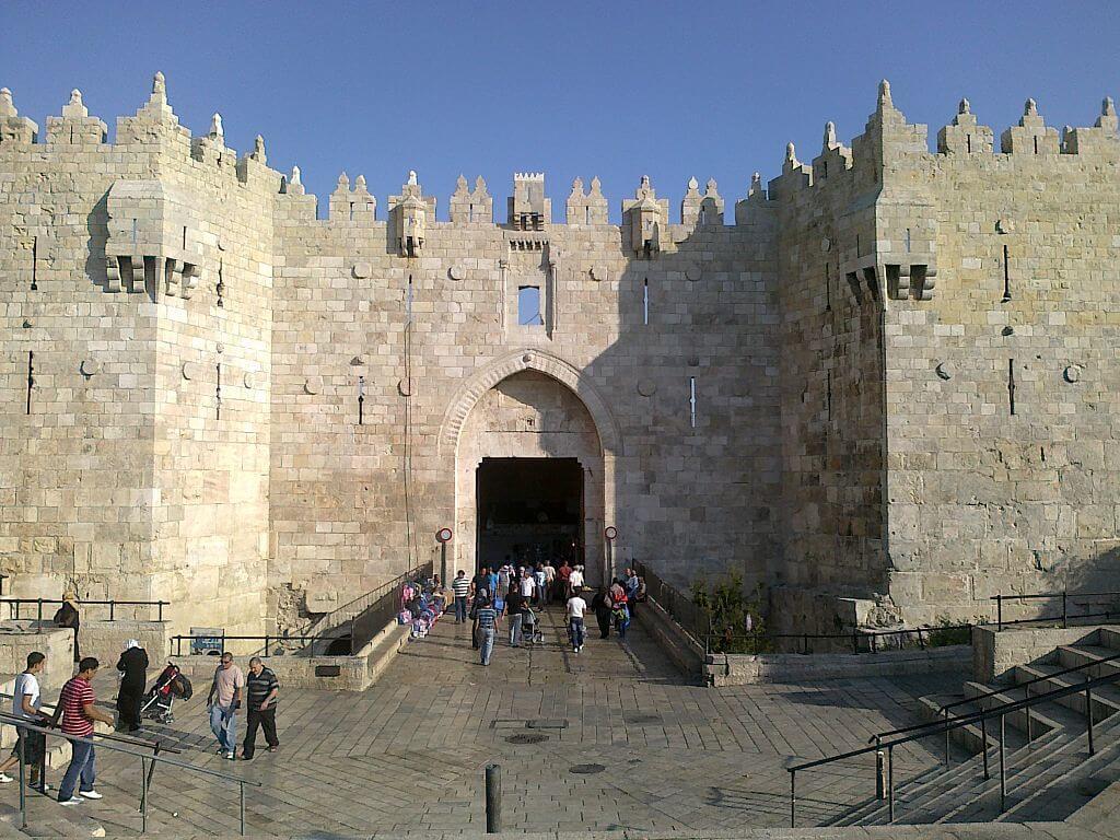 Damascus Gate (Photo: Wikimedia)