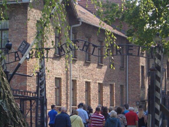 Auschwitz 1, photo by Scott Roth