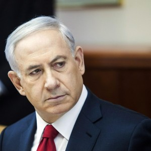 Israel's Prime Minister Benjamin Netanyahu attends a weekly cabinet meeting in his office in Jerusalem. (Photo: Reuters)
