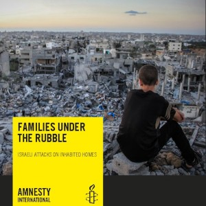 Families Under the Rubble (photo: amnesty International)