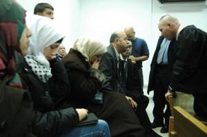 Family of Mohammed Abu Khdeir. (Photo: Allison Deger)