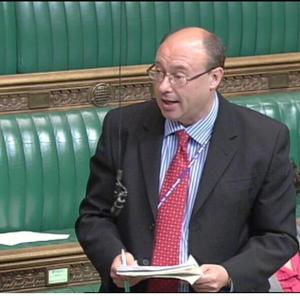 Grahame M. Morris MP - UK Parliament