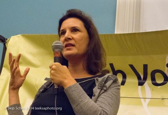 Rebecca Vilkomerson (Photo: Skip Schiel)
