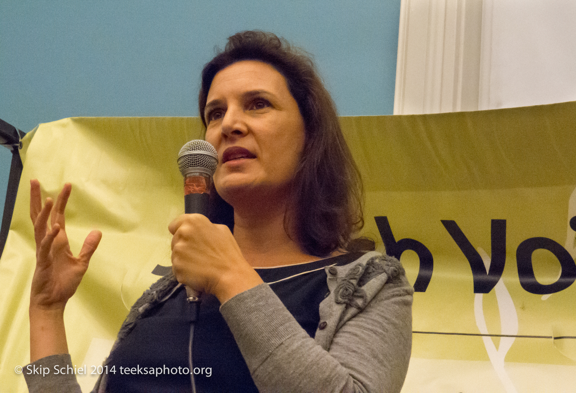 Rebecca Vilkomerson (Photo:Skip Schiel)
