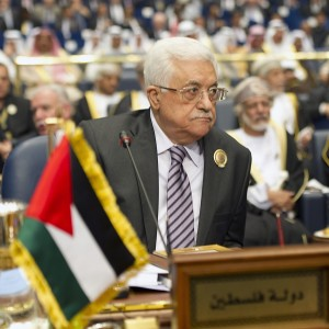 Palestinian leader Mahmud Abbas attends the 25th Arab League summit, held for the first time in Kuwait City, on March 25, 2014. (Photo: Yasser al-Zayyat/AFP/Daily News Egypt)
