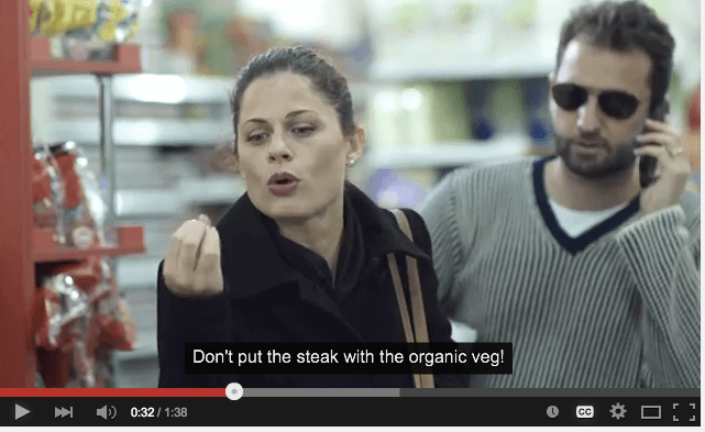 Screenshot from Shas's campaign video.