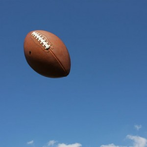 football-in-air