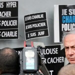 Netanyahu in Paris