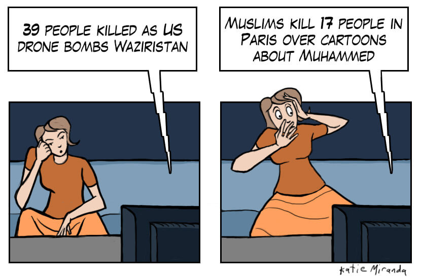 It S Not The Cartoons A Contrarian Perspective From A Muslim