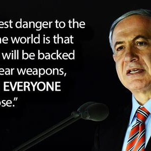Netanyahu's fear mongering