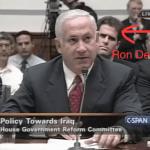 Netanyahu and Dermer during Iraq war runup