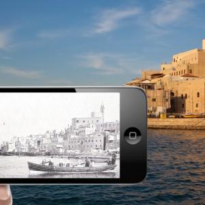 Yaffa, before and after (Photo: PIVOT)