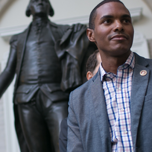 Ritchie Torres. (William Alatriste for the New York City Council)