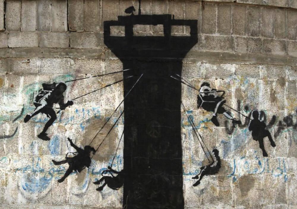 Banksy -- Gaza