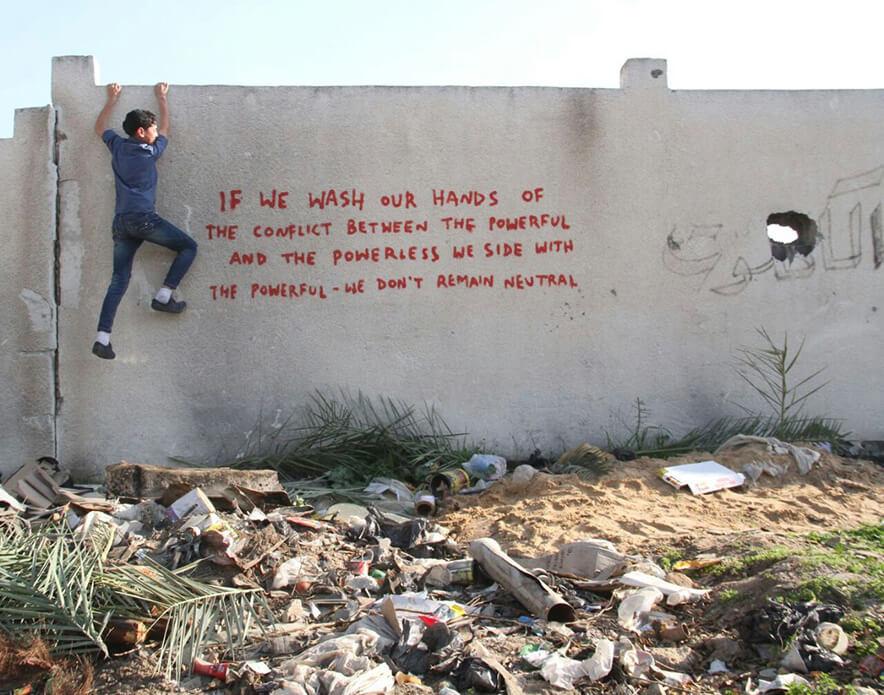 (Photo: Banksy)