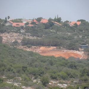 Yakir settlement